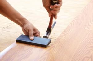 lay laminate flooring