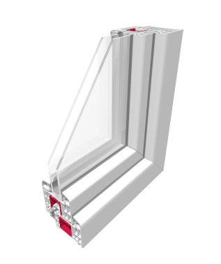 PVC Window Profile