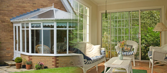 Conservatory prices and sunroom prices for Sunroom sizes