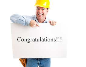 Tradesmen.ie October Competition Results