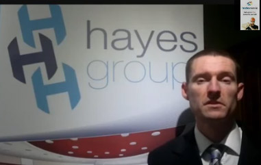 Colin Hayes, Hayes Group, Macroom, Co. Cork