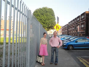 Oliver Dempsey, Tradesmen.ie and Annemarie Ní Churreáin, Upstart