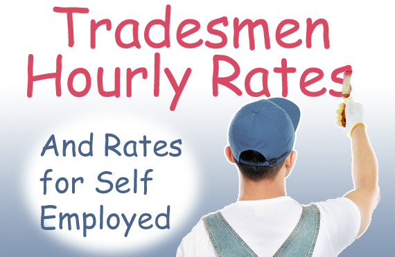Hourly Rates for Tradesmen