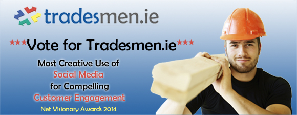 Vote for Tradesmen.ie