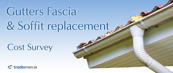 Gutters Fascia & Soffit Replacement Cost Survey « Tradesmen