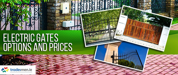 Electric Gates Options and Prices