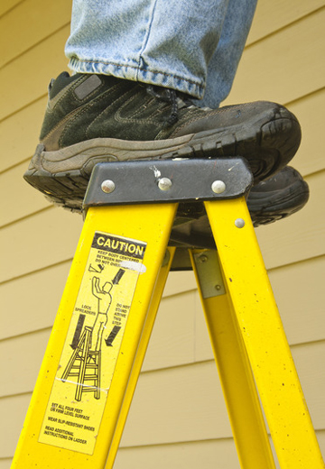 DIY safety tips - Working at Heights