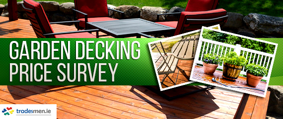 Garden Decking Price Survey