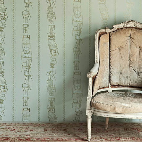 Chairs Wallpaper