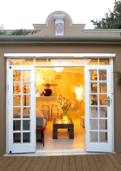 Converting your garage eight things you need to know for French garage doors