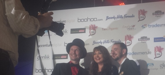 Tradesmen.ie at the Blog Awards 2015