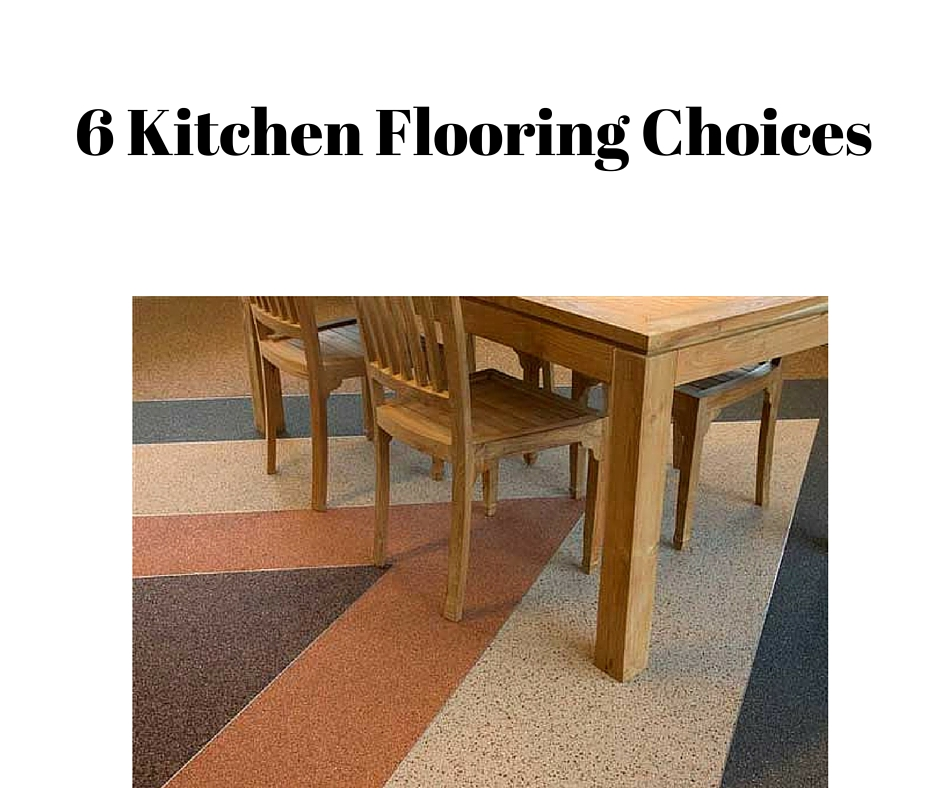 6 Kitchen Flooring Choices