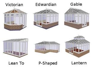Conservatory styles