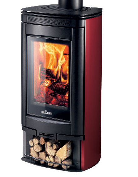 Greta wood stove from smartheat.ie