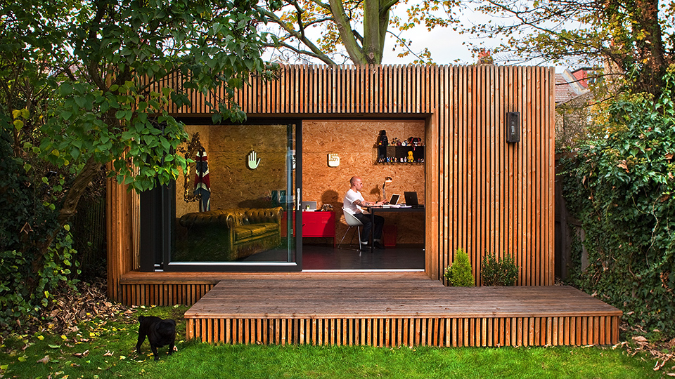How to add an extra room to your house for Modular studio shed