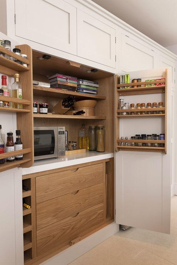 seamless kitchen - kitchen trends 2016