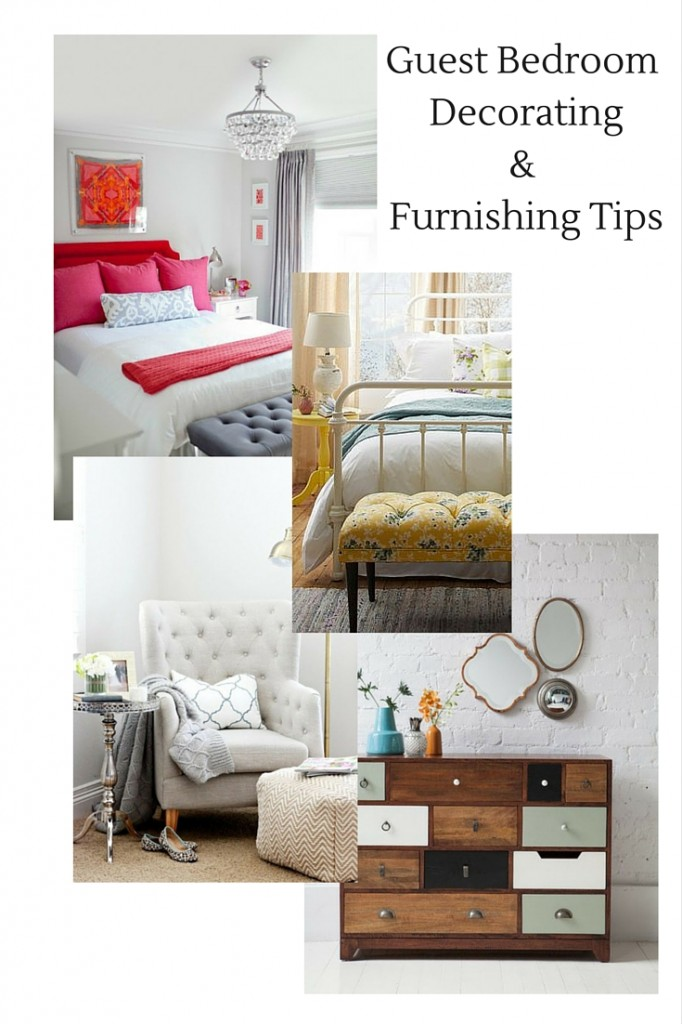 Guest Bedroom Decorating& Furnishing Tips