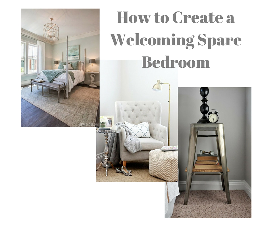How to Create a Welcoming Spare Bedroom