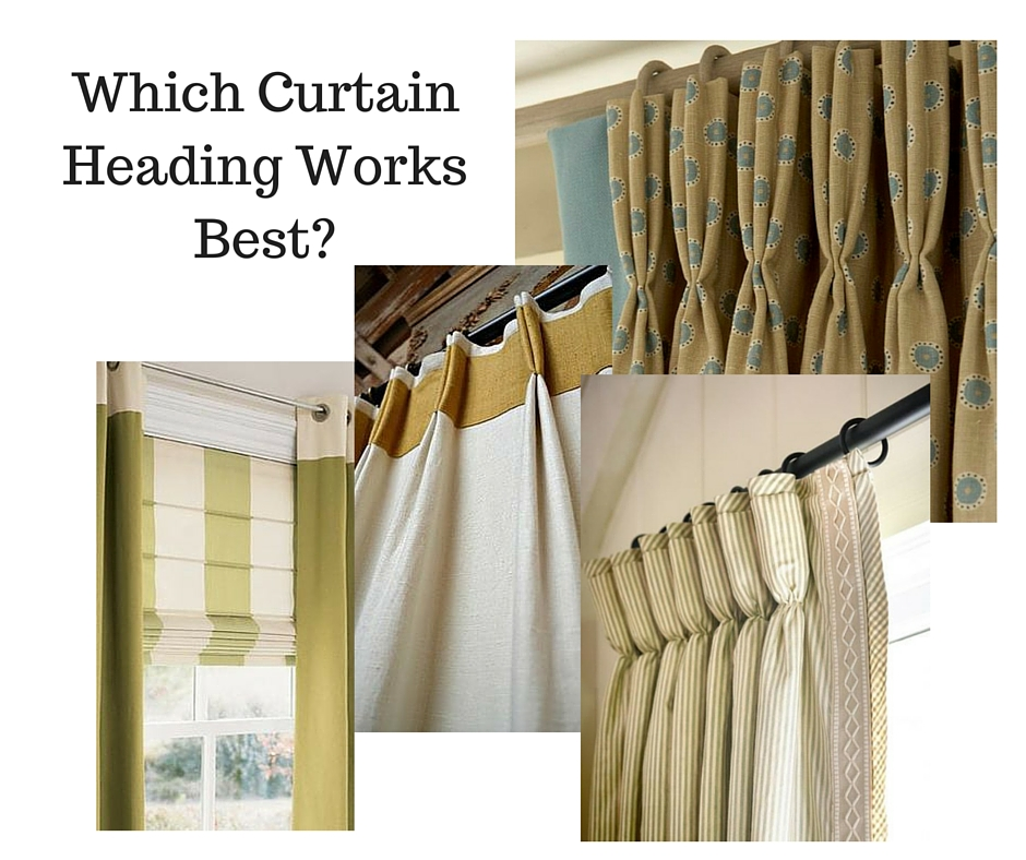 Which Curtain Heading Works Best-