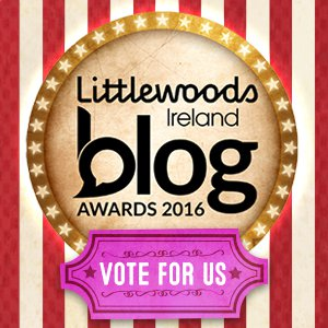 Irish Blog Awards - Vote for us
