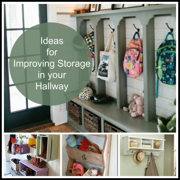 Ideas for Improving Storage in Your Hallway