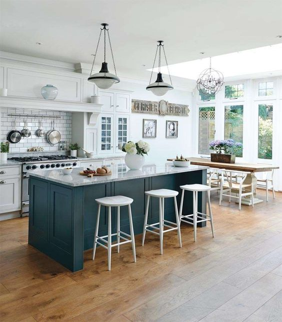 The 3 Zones Of A Kitchen Blog