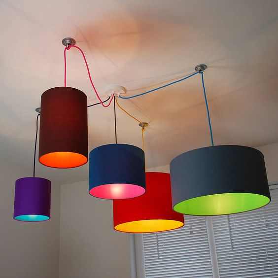 drum-lampshades