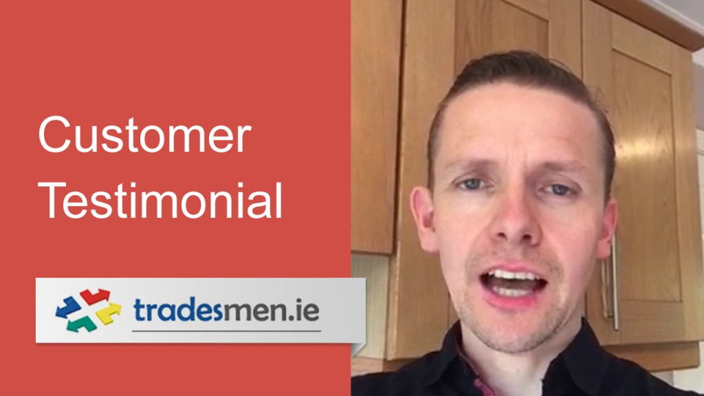 vincent kelly testimonial
