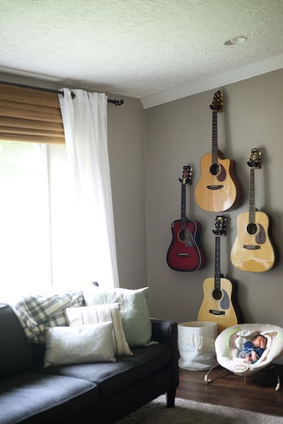 guitars-on-wall