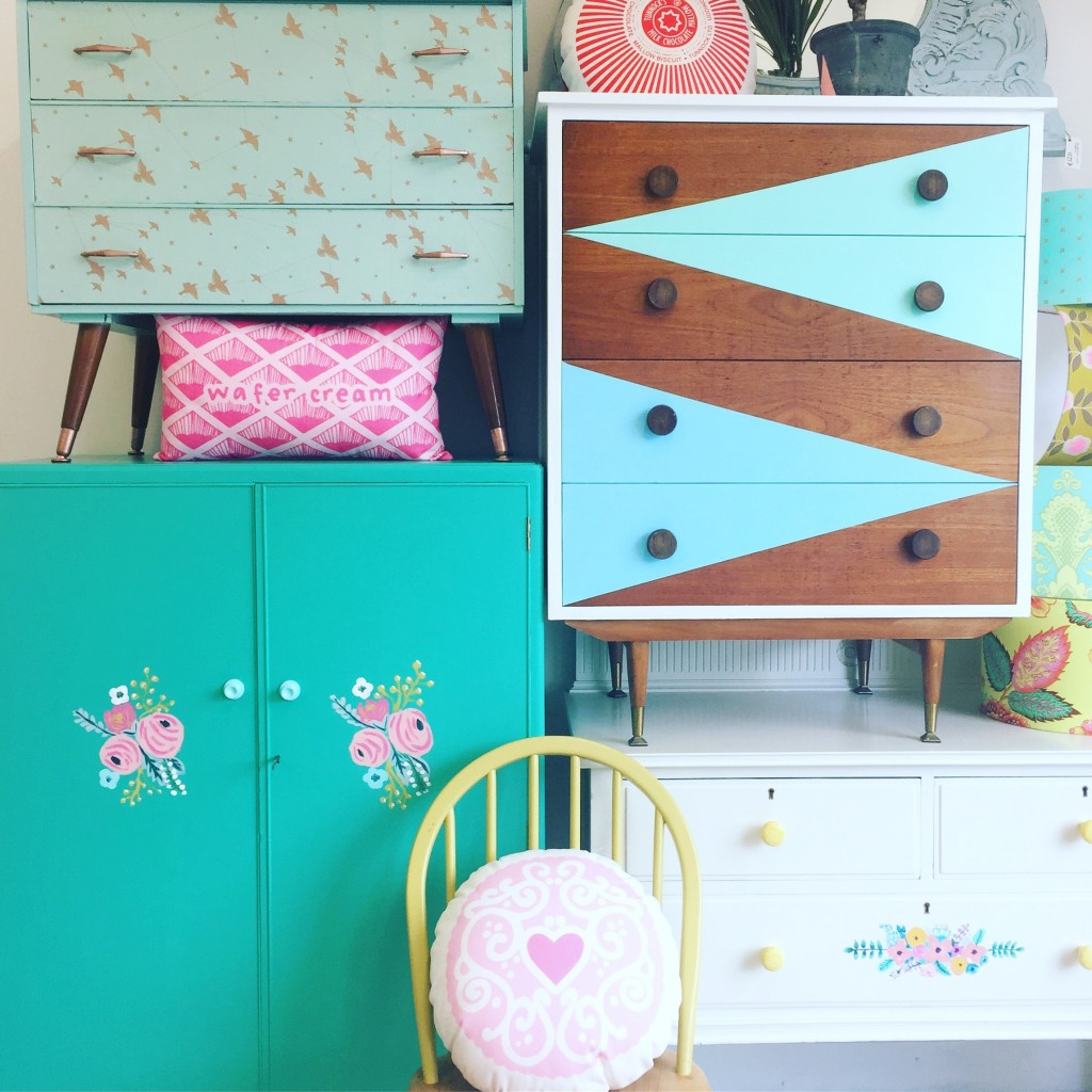 Upcycled Furniture with Joanne Condon