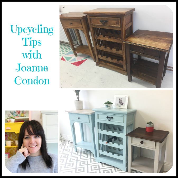 Upcycling Tips with Joanne Condon Kyle Lane