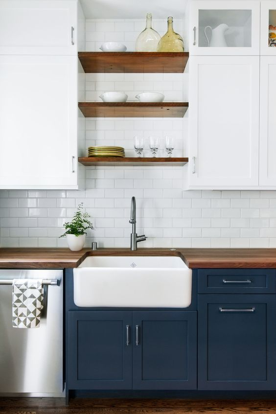 navy-kitchen-with-white-upper-units