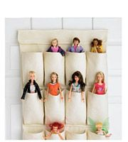 playroom doll storage