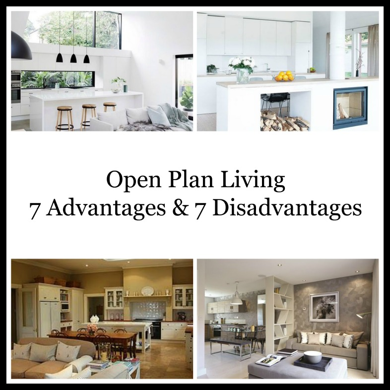 Open Plan Living - Advantages and Disadvantages