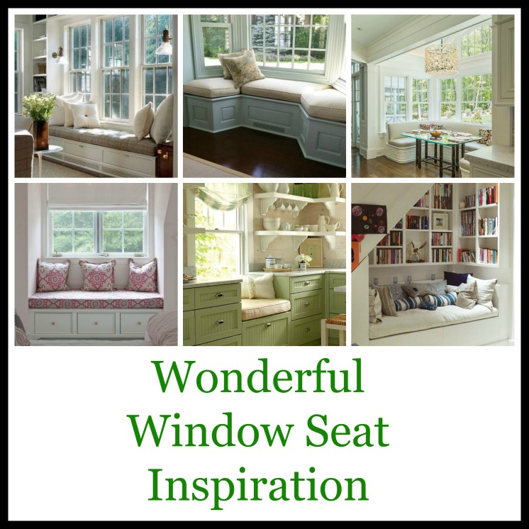 Window Seat Inspiration