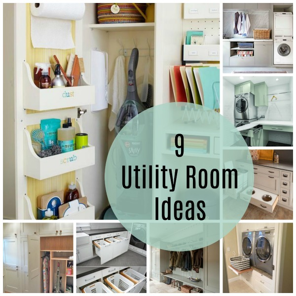 Ideas For Your Utility Room Tradesmenie BlogTradesmenie Blog - Utility room ideas