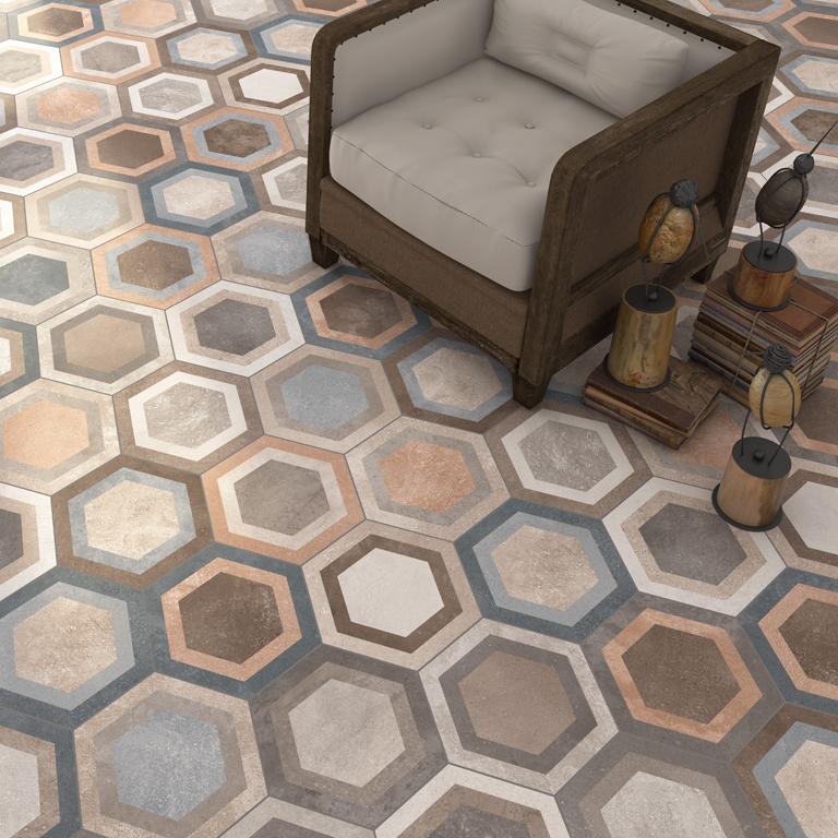 Tiles Art Deco