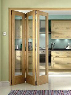 folding door room divider