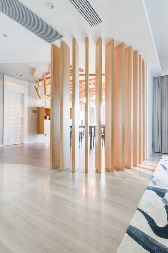 room divider curves