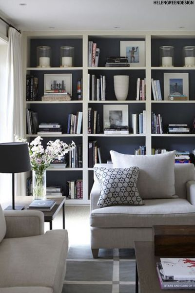 What your book shelves say about you - What did the wall say to the bookcase ...