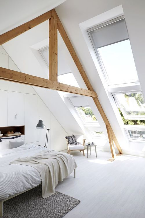attic conversion trusses