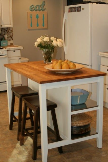 kitchen island small