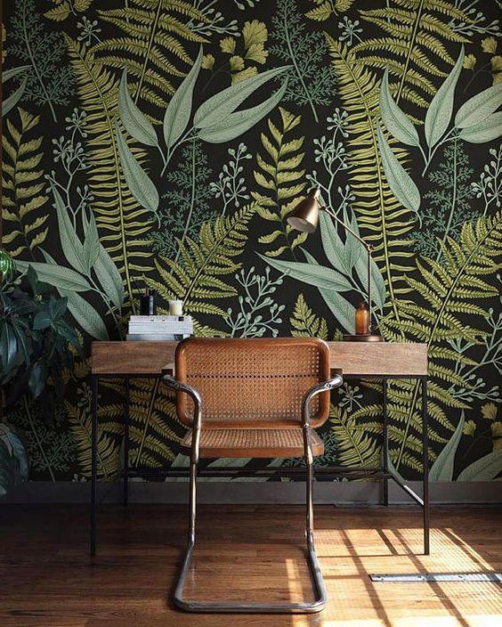 wallpaper 2018 trends botanicals