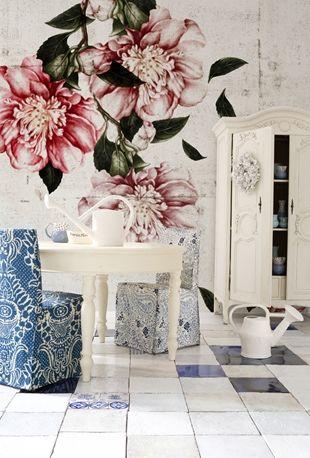 wallpaper florals