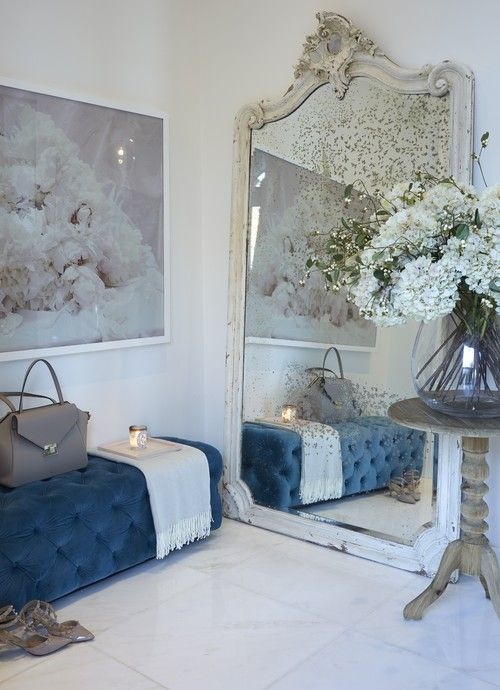 how to make your room look bigger - mirrors