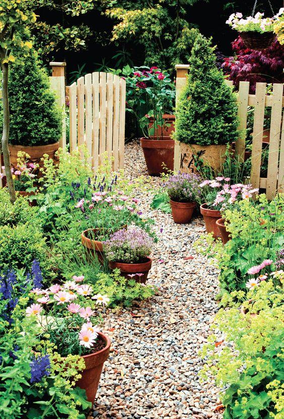 garden path gravel