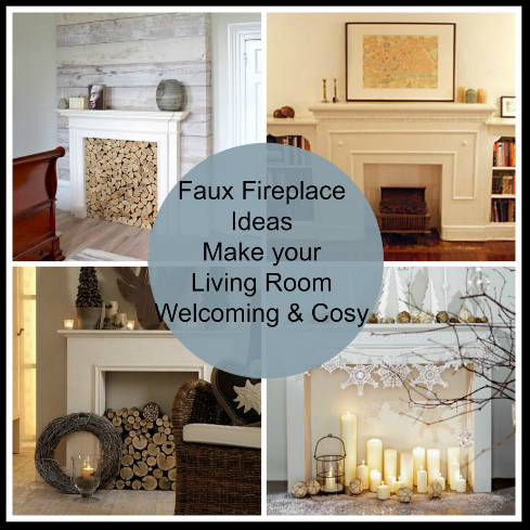 Faux_Fireplace_Ideas