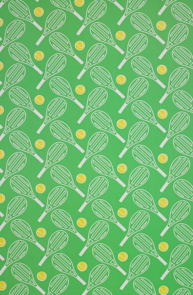 Tennis wallpaper sport green