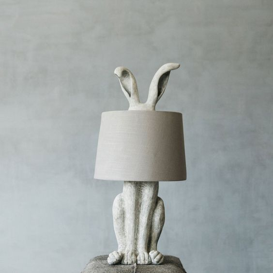 Trends Hare lamp