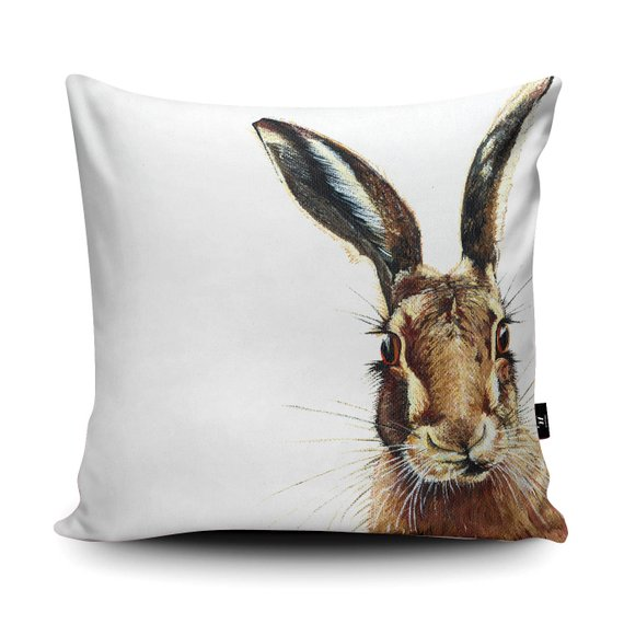 trends hare cushion